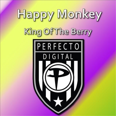 Happy Monkey - King Of The Berry (Single)
