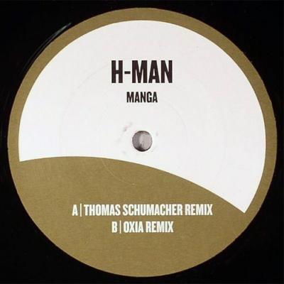 H-Man - Manga (Remixes) (Master Release)