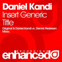 Daniel Kandi - Insert Generic Title (Single)