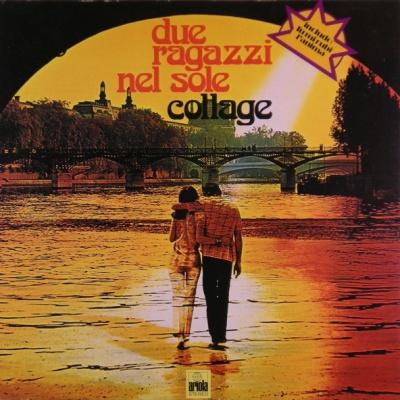 Collage (Italy) - Due Ragazzi Nel Sole
