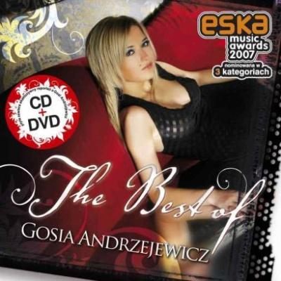 Gosia Andrzejewicz - The Best Of Gosia Andrzejewicz (Album)