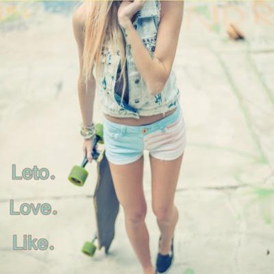 Alekseev - Leto. Love. Like (Album)