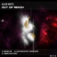 Allen Watts - Out of reach (Single)