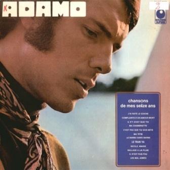 Salvatore Adamo - Chansons De Mes Seize Ans (Album)
