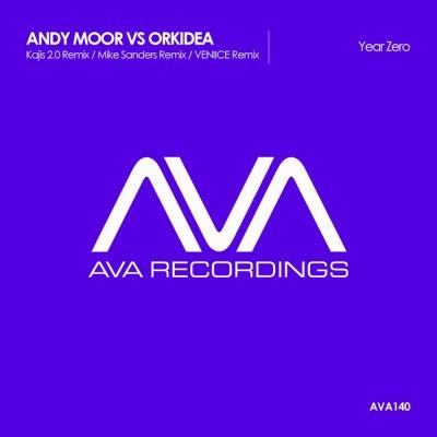 Andy  Moor - Year Zero (The Remixes)