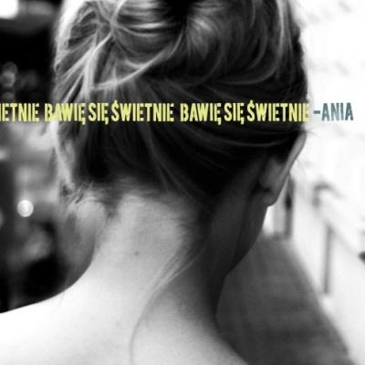 Ania Dabrowska - Bawię się świetnie CD-1 (Album)