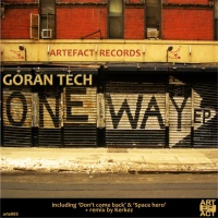 Goran Tech - Don't Come Back