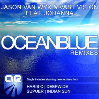 Jason Van Wyk - Oceanblue(Remixes)
