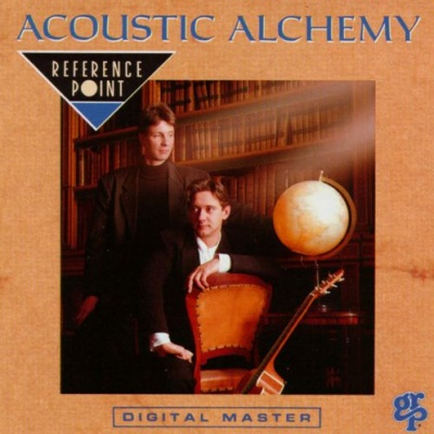 Acoustic Alchemy - Reference Point (Album)