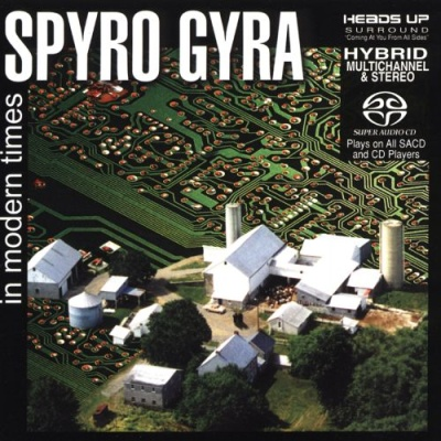 Spyro Gyra - The River Between