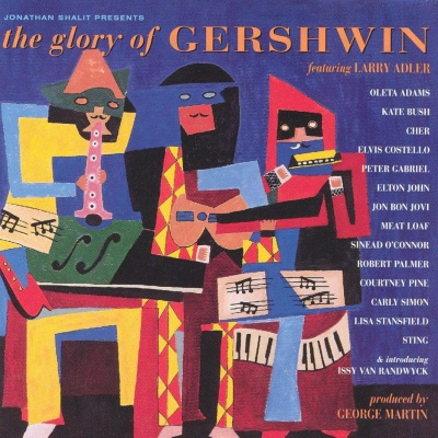 Kate Bush - The Glory Of Gershwin