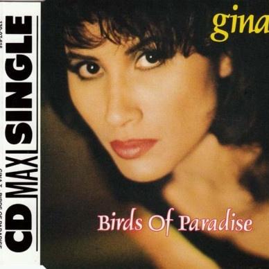Gina T. - Birds Of Paradise (Single)