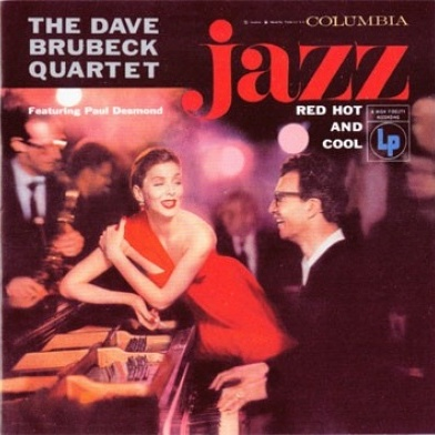 Dave Brubeck - Jazz Red Hot & Cool