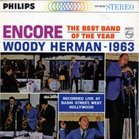 Woody Herman - It's A Lonesome Old Town