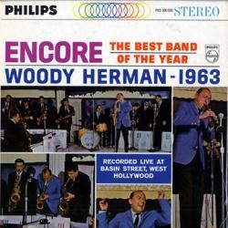 Woody Herman - Turnin' In