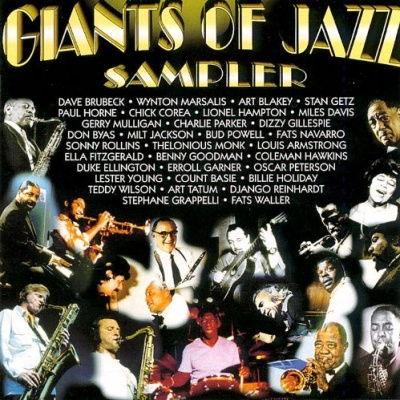 Stan Getz - Giants of Jazz Vol. 2