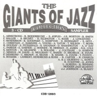 Gerry Mulligan - Giants of Jazz Vol. 2
