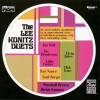 - The Lee Konitz Duets