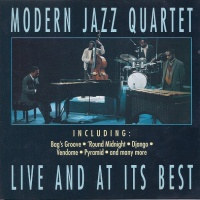 The Modern Jazz Quartet - It Don't Mean A Thing (If It Ain't Got That Swing)