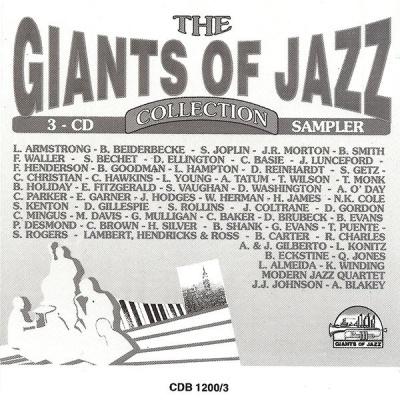The Modern Jazz Quartet - Giants of Jazz Vol. 2