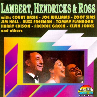 Lambert, Hendricks & Ross - Centerpiece