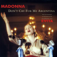 Madonna - Don't Cry For Me Argentina