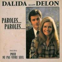 Alain Delon - Paroles Paroles