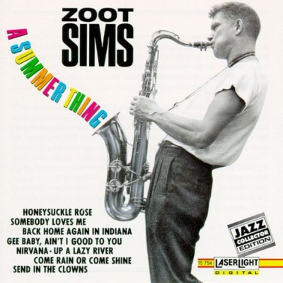 Zoot Sims - A Summer Thing