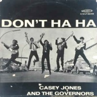 Casey Jones & The Governors - Candy Man