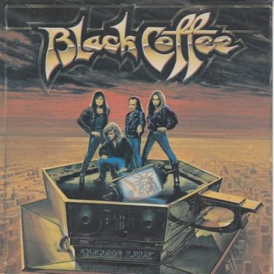 Чёрный Кофе - Golden Lady(LP)