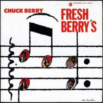 Chuck Berry - Fresh Berry's (Переиздание)