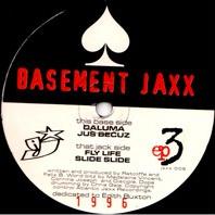 Basement Jaxx - EP 3 (EP)