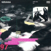 Nirvana - Candy (Live) / Molly's Lips (Live) (Single)
