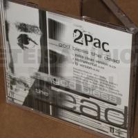 2Pac - God Bless The Dead (Promo CD Single) (Single)