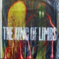 Radiohead - The King Of Limbs (Album)