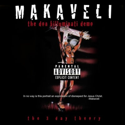 2Pac - Makaveli The Don (2pac) - 1996 - The 3 Day Theory (Demo) (Demo)