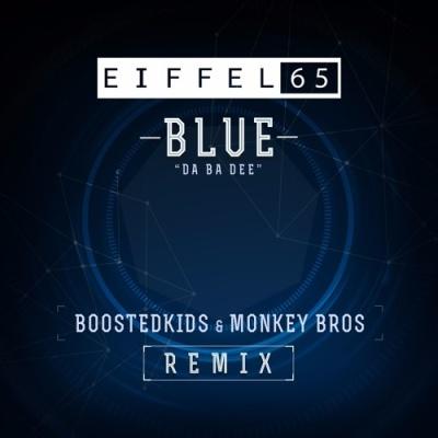 Eiffel 65 - Blue Da Ba Dee Remix