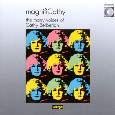 Cathy Berberian - MagnifiCathy: The Many Voices of Cathy Berberian
