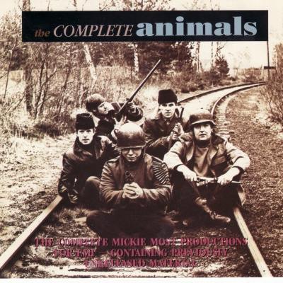 The Animals - The Complete Animals (CD2) (Compilation)