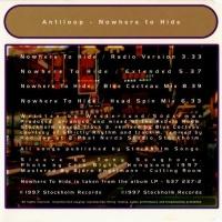 ANTILOOP - Nowhere To Hide [CDM] (Single)