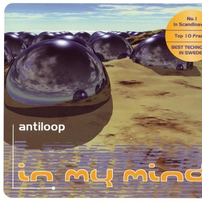 ANTILOOP - In My Mind\cover (Single)