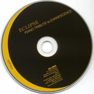 Evanescense - Eclipse: Piano Tribute To Evanescence (Album)