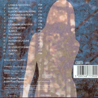 Anggun - Au Nom De La Lune (Album)