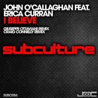 John O Callaghan - I Believe