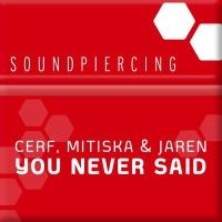 Cerf, Mitiska & Jaren - You Never Said
