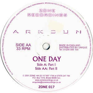 Arksun - One Day