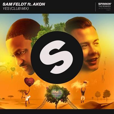 Sam Feldt - YES feat. Akon (Club Mix)