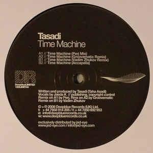 Tasadi - Time Machine (Groovematic Mix)