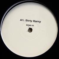 - Dirty Harry (KONGO3) Vinyl