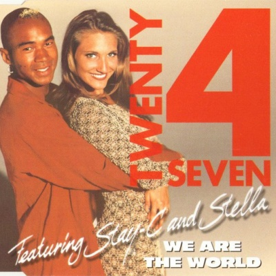 Twenty 4 Seven - We Are The World